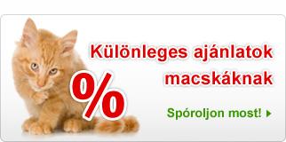 Különleges ajálnatok: Macska tartozékok & kiegészítők