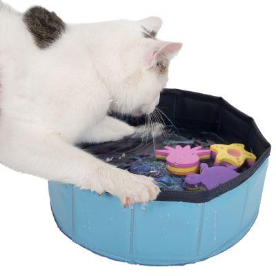 kitty pool Katzenzubehör für den Sommer